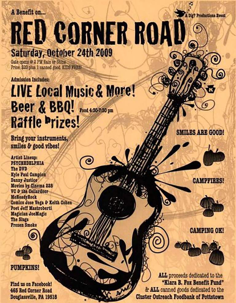 RCBI flyer by Marti Daly